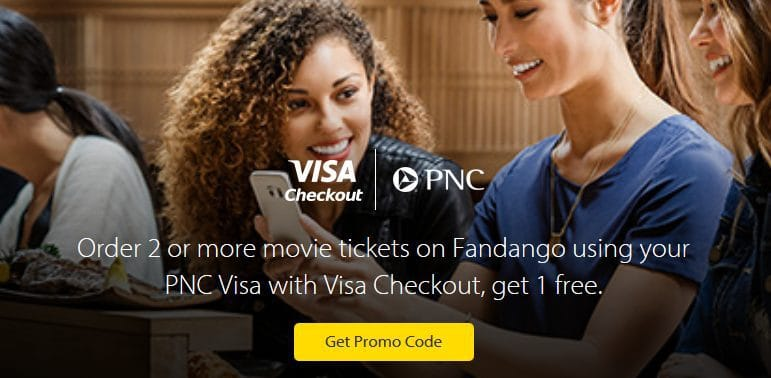 Buy One Movie Ticket at Fandango.com, Get One Free
