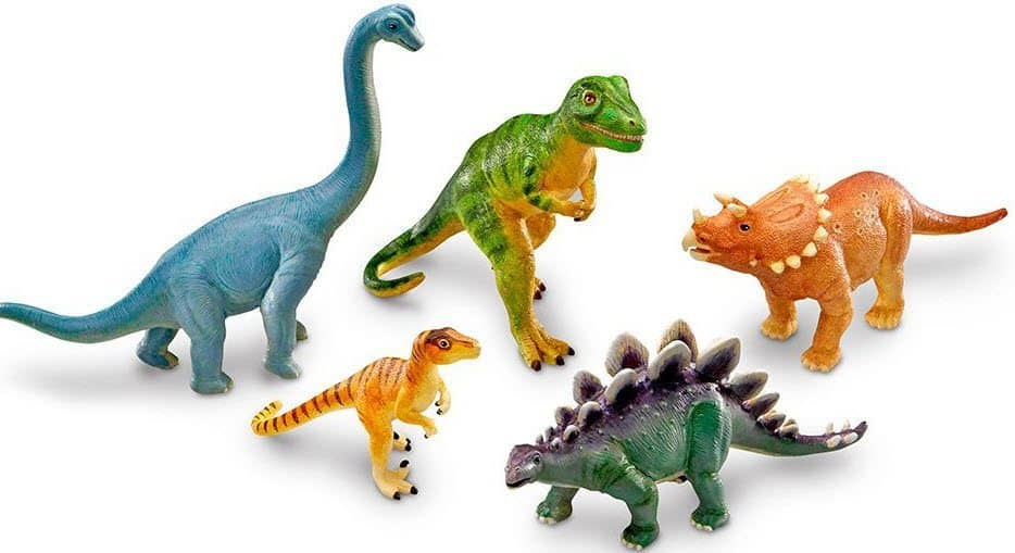 Learning Resources Jumbo Dinosaurs Only $14.54 (Was $30)