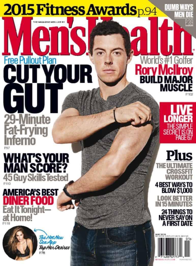 Men's Health Magazine $5.99 ~ Today Only