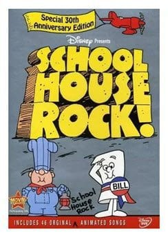 Schoolhouse Rock!: Special 30th Anniversary Edition $6.96 (Was $20)