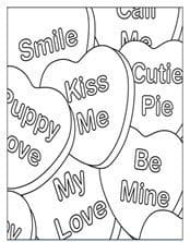 Free Valentine's Day Printable Cards, Games, Crafts, Lists, and More!