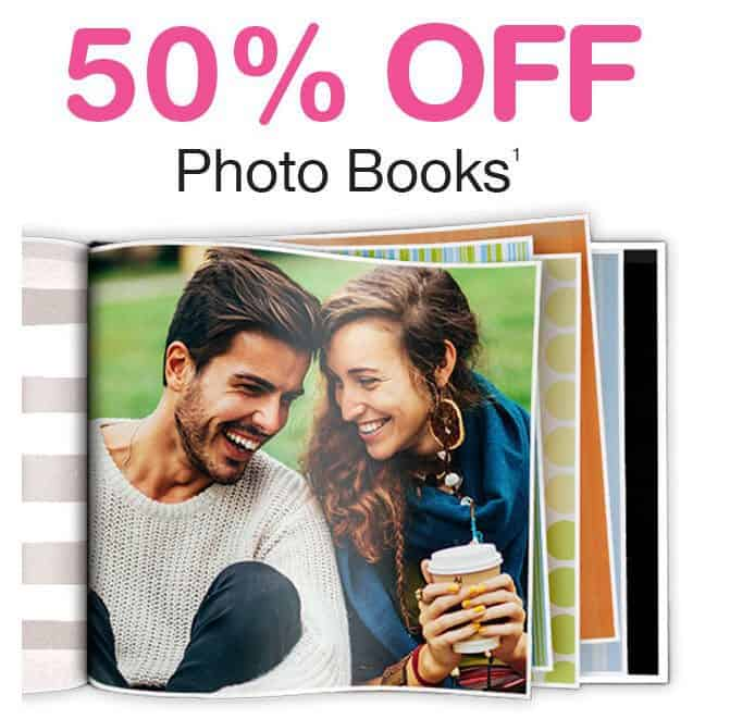 Walgreen's: 75% off Photo Books + Free Pick Up