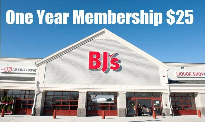 One-Year BJ's Inner Circle Membership + $130 in Coupons ONLY $25