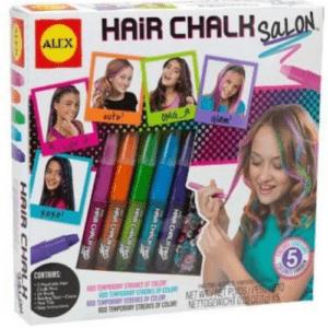 ALEX Toys Spa Hair Chalk Salon Craft Kit Only .50