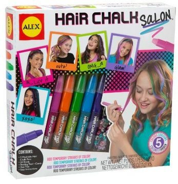 ALEX Spa Hair Chalk Salon Kit Only $7.15 (Was $15)
