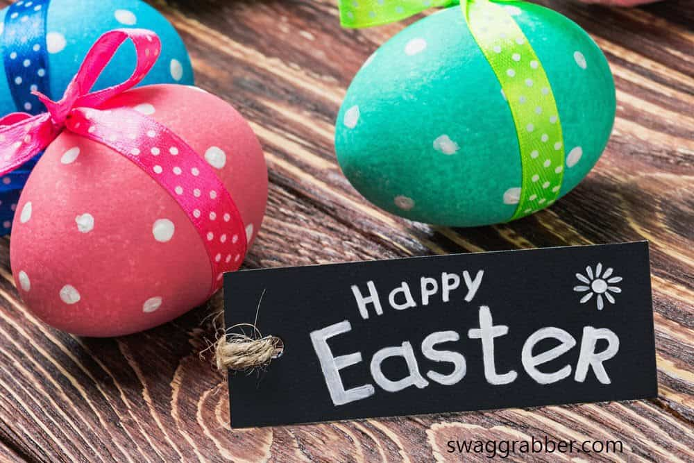 Happy Easter from Our Family to Yours!