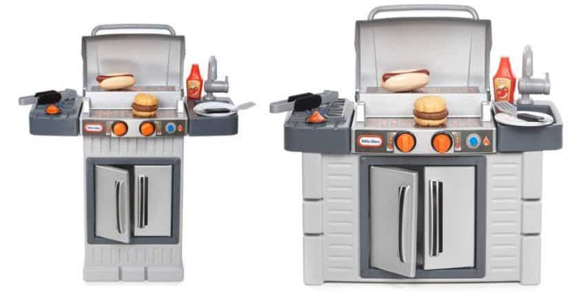 Little Tikes Cook 'n Grow BBQ Grill $27.97