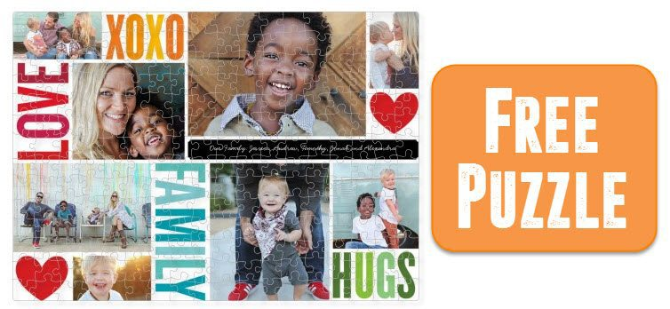 Shutterfly: FREE Photo Puzzle Worth $29.99 – Just Pay Shipping