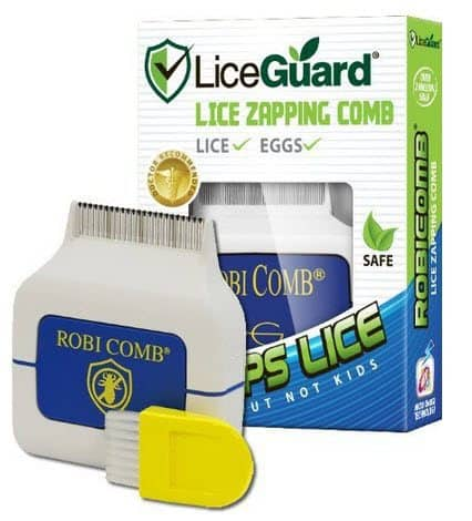 Get Rid of Lice WITHOUT Chemicals!