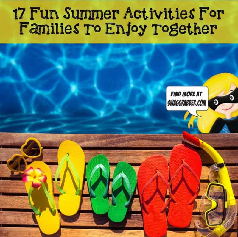 17 Fun Summer Activities For Families To Enjoy Together