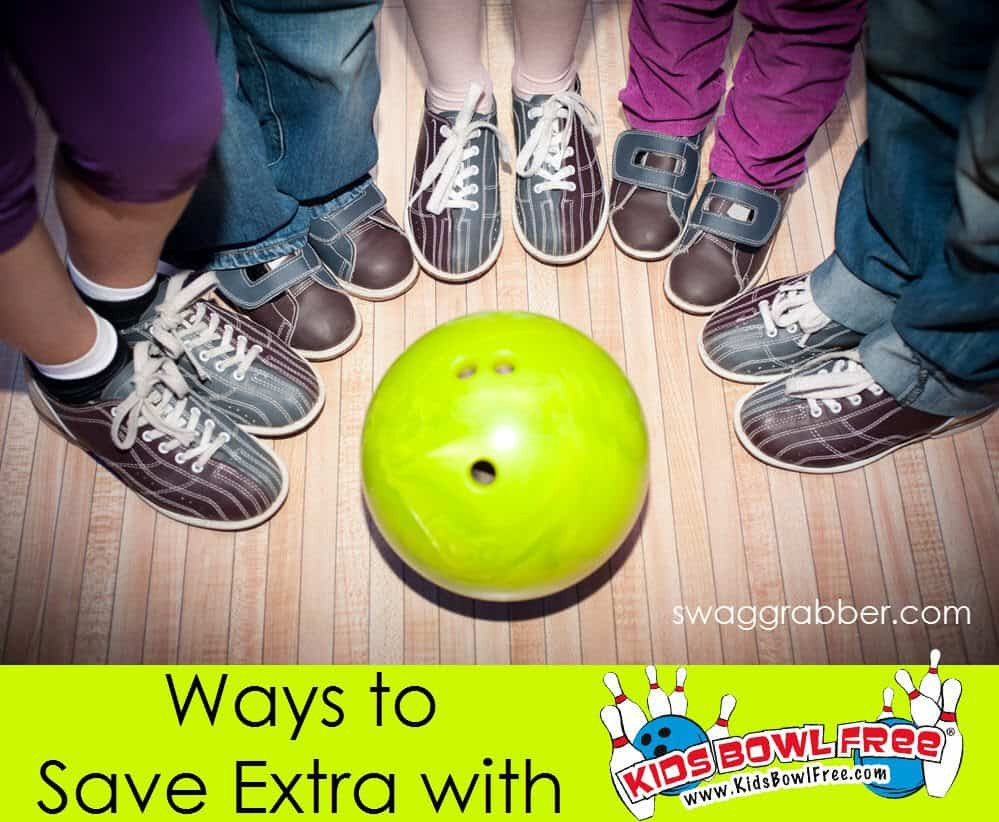 Ways to Save Extra With Kids Bowl Free