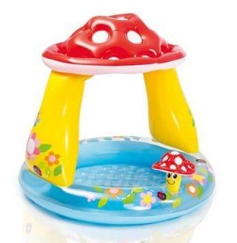 Intex Mushroom Inflatable Baby Pool Only $15.29