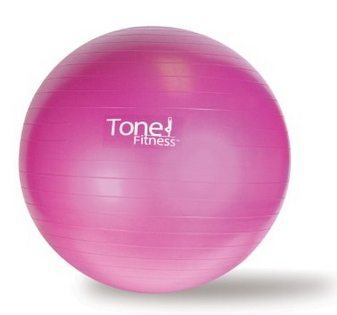 Tone Fitness Anti-burst Stability Ball Only $5
