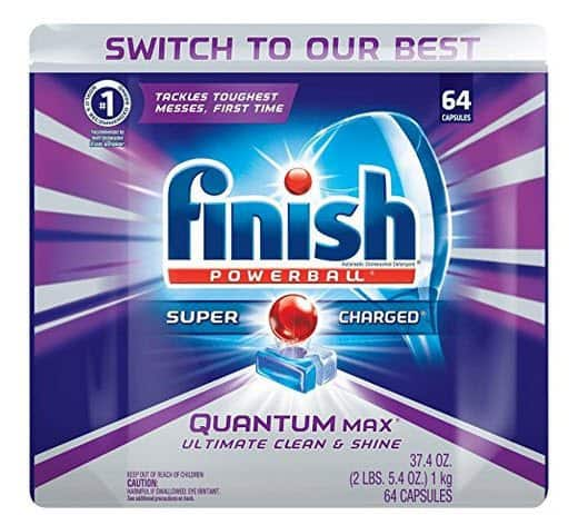 Finish Quantum Max Powerball $9.86 Shipped