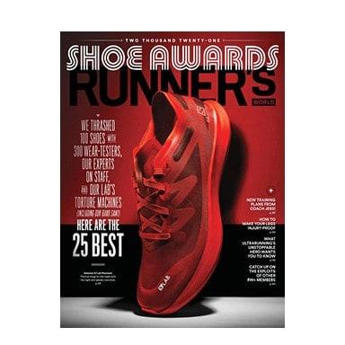 FREE Subscription to Runner's World Magazine
