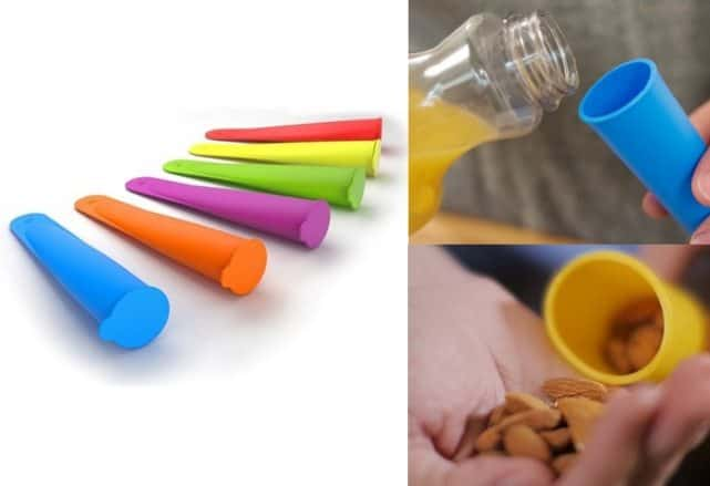 FoodWorks Silicone Popsicle Molds $10.95 (Was $29.95)