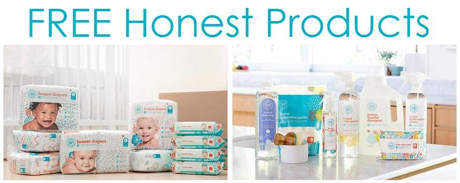 FREE Trial of Honest & Co. Diapers & Essentials