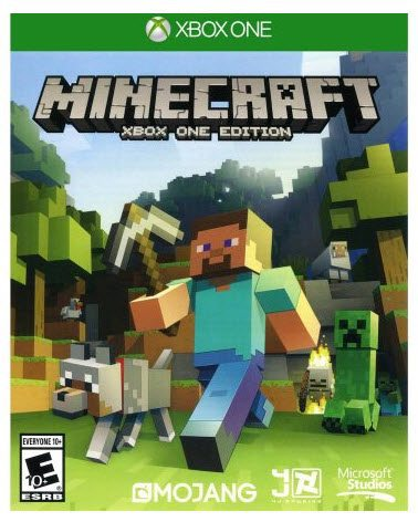 Minecraft Games for Xbox One $13.43