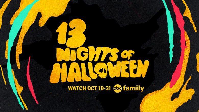ABC's 13 Nights of Halloween List