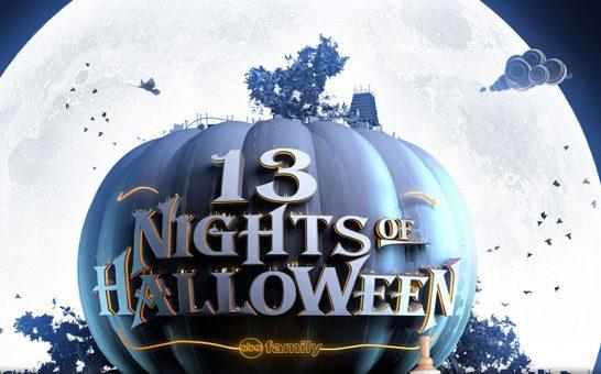 2017 13 Nights of Halloween TV Schedule