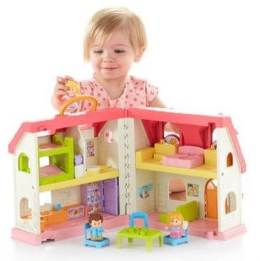 Fisher-Price Little People Surprise & Sounds Home Only $28.95 **5 Star Toy**