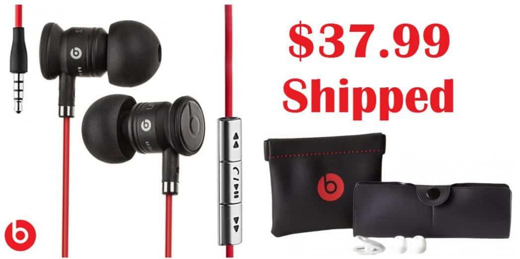 Beats by Dr. Dre UrBeats In Ear Headphones w/ Built in Mic $37.99 Shipped (Was $300) **HOT**