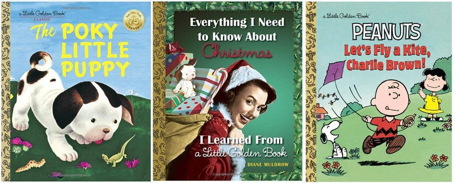 Little Golden Books As Low As $1.60 Shipped
