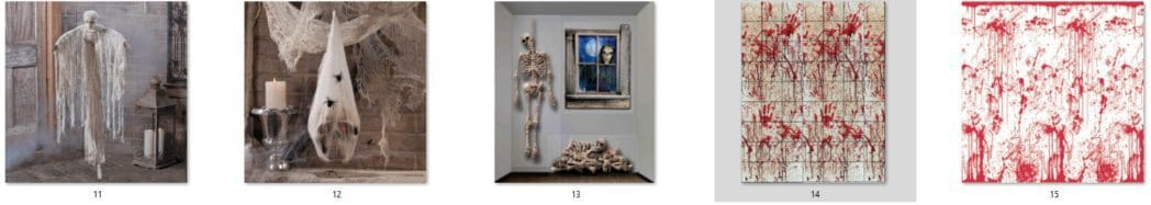 65 Spine-Chilling Halloween Decorations