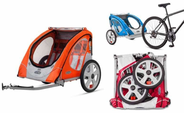 InStep Robin 2-Seater Trailer Only $79 Shipped