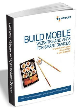 FREE Build Mobile Websites and Apps for Smart Devices eBook
