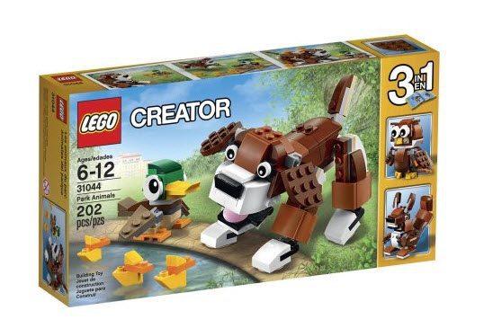 LEGO Creator Park Animals $11.24