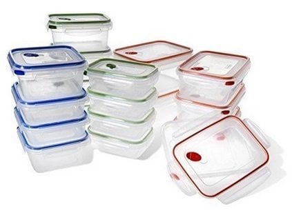 Sterilite 36-Piece Ultra-Seal Food Storage Set $22.99 **Today Only**
