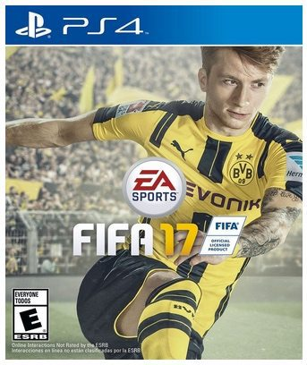 $20 Off FIFA 17 **Today Only**