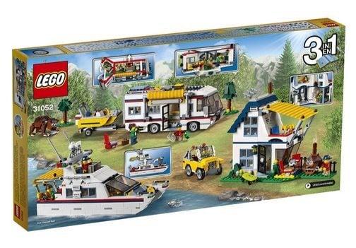 LEGO Creator 3-in-1 Vacation Getaways 792 Piece Building Kit $42.99 (Was $70)