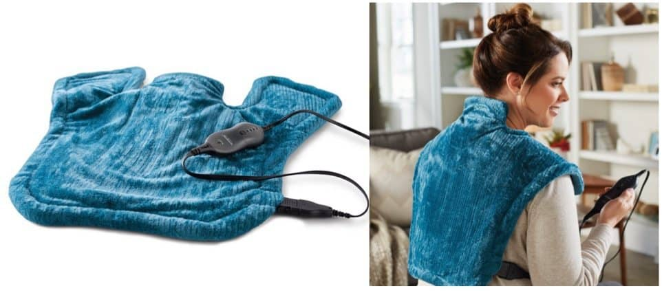Sunbeam Xl Renue Heat Therapy Wrap $34.99 **Today Only**