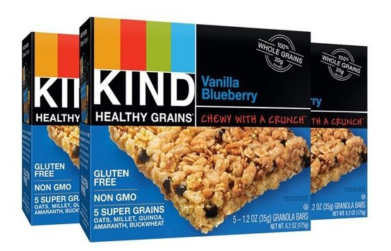 3 KIND Healthy Grains Granola Bars Boxes Only $7.17 Shipped **48¢ per bar**