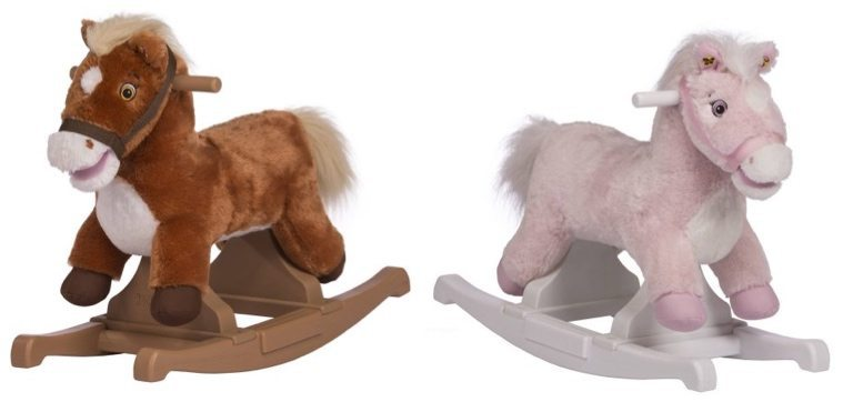 Rockin' Rider Rocking Pony Only $29.76