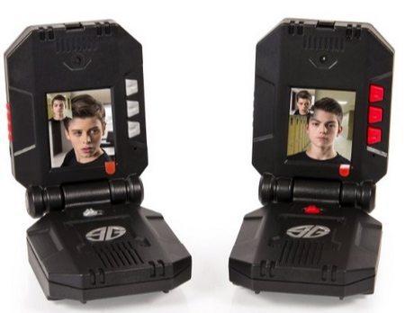 Spy Gear Video Walkie Talkies $40.97 (Was $90)