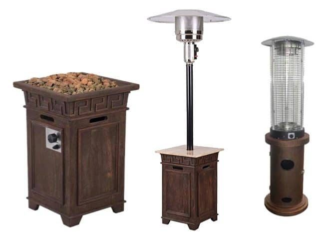 Up to 62% Off Patio Heaters **Today Only**