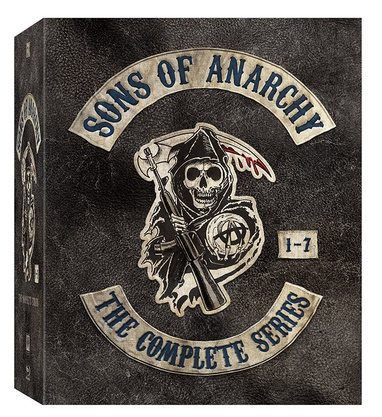 Up to 71% Off Sons of Anarchy The Complete Series **Today Only**