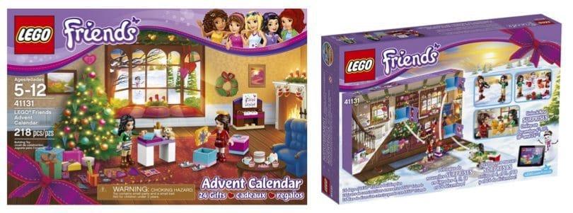 LEGO Friends Advent Calendar Building Kit $21.59