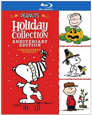 Peanuts Holiday Anniversary Blu-ray Collection $19.96 (Was $40)