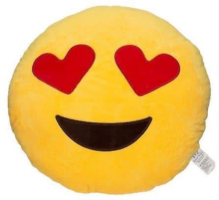 Emoji Smiley Emoji Round Plush Pillow Only $3.50