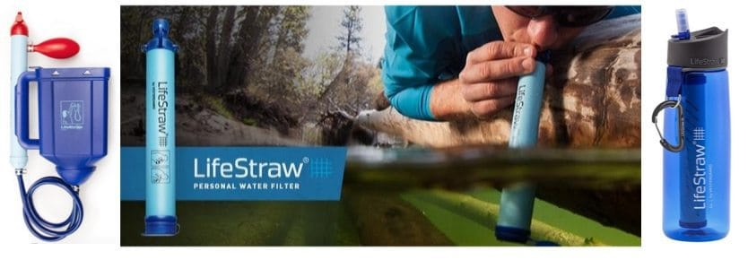 Up to 52% Off LifeStraw or Survival Gear Plus **Today Only**