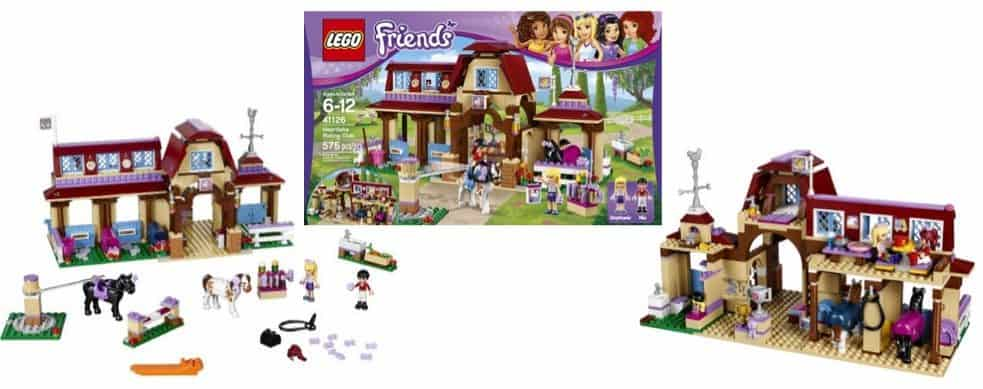 LEGO Friends Heartlake Riding Club Building Kit <br>Only $43.88