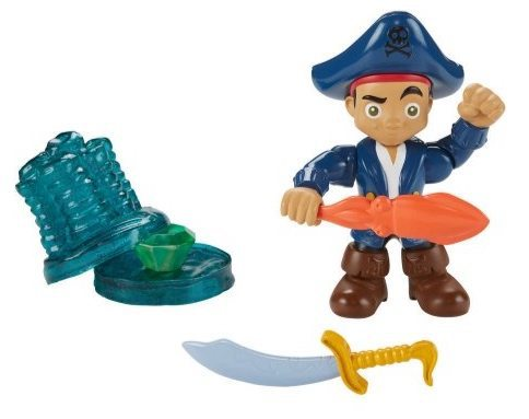Fisher-Price Jake and The Neverland Pirates Buccaneer Battling Captain Jake $9.01 (Was $29.97)