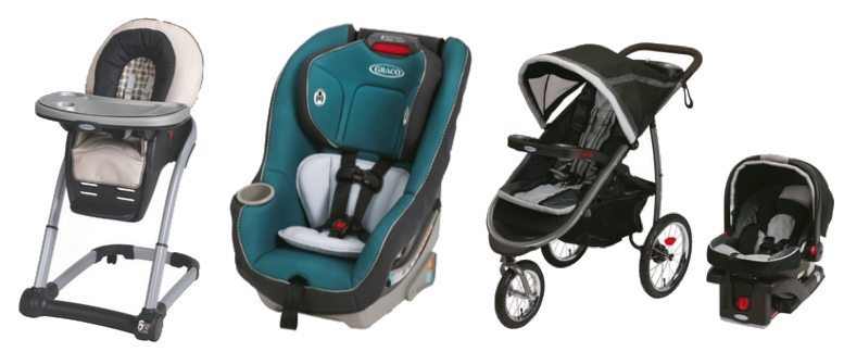 Up to 42% Off Graco Car Seats, Strollers, & Gear **Today Only**