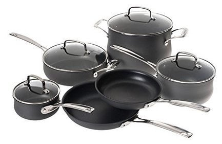 Up to 74% Off Cuisinart Cookware Sets **Today Only**