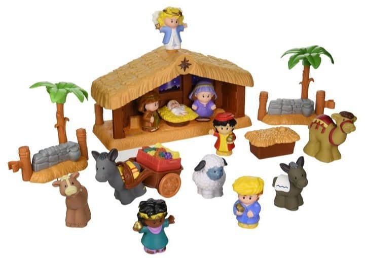 Fisher-Price Little People A Christmas Story $19.99