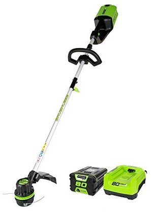 GreenWorks Pro 80V 16-Inch Cordless String Trimmer $133.99 (Was $229) **Today Only**
